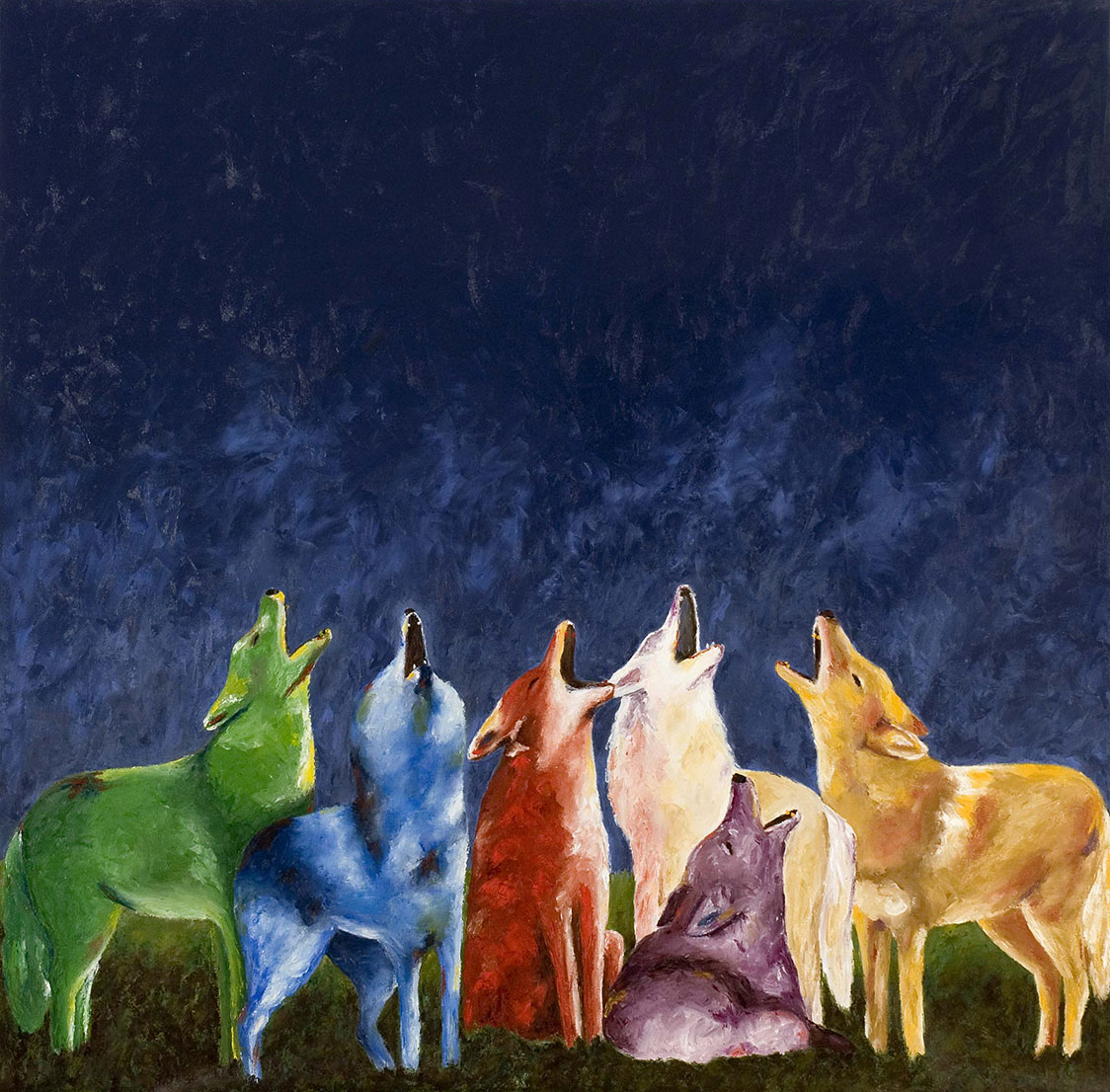 2007_coyotes-trick_001_coyote-women-singing_by-judy-anderson